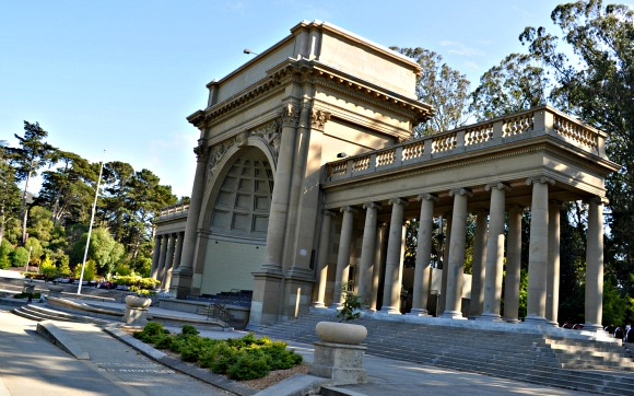 San Francisco Golden Gate Park Spreckels Temple of Music