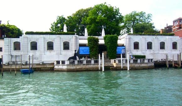 Venice Guggenheim Exterior