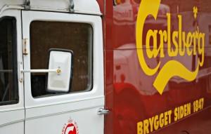 Copenhagen Carlsberg Brewery van (www.free-city-guides.com)