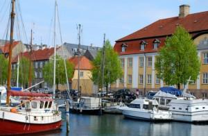 Copenhagen Christianshavn boats (www.free-city-guides.com)