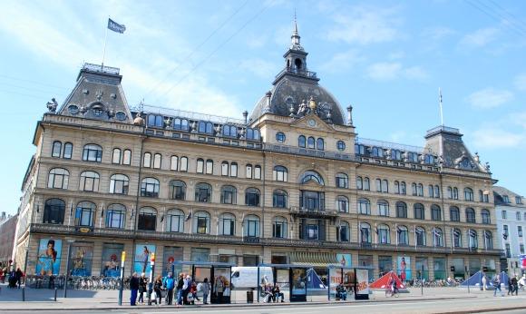 Copenhagen Kongens Nytorv Hotel du Nord (www.free-city-guides.com)