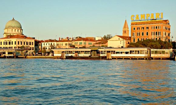Venice Lido Coastline