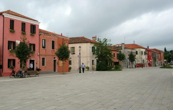 Venice Lido Houses