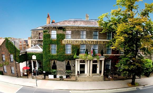 York Grange Hotel front