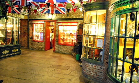 York Castle museum shops (www.free-city-guides.com)