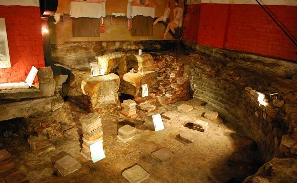 York Roman Bath (www.free-city-guides.com)