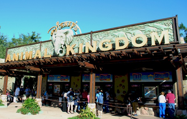 Orlando Animal Kingdom Entrance (www.free-city-guides.com)