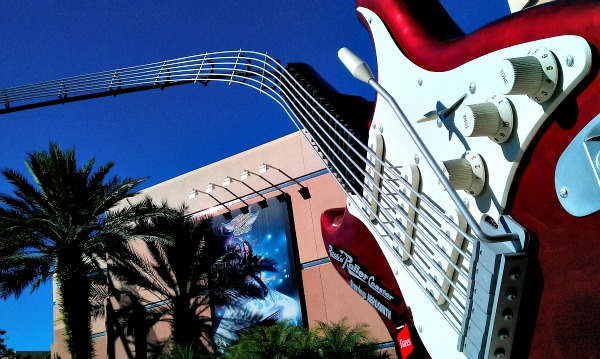 Orlando Hollywood Studios Rock'n'Roller Coaster (www.free-city-guides.com)