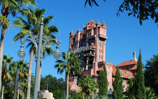Orlando Hollywood Studios Tower (www.free-city-guides.com)