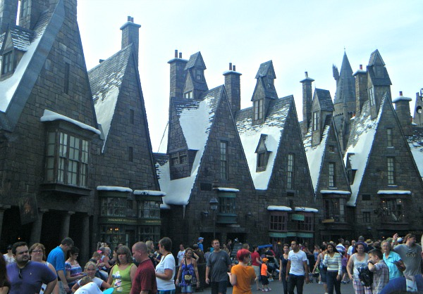 Orlando Islands of Adventure Hogsmeade (www.free-city-guides.com)