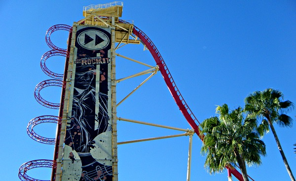 Universal Florida Hollywood Rocket (www.free-city-guides.com)