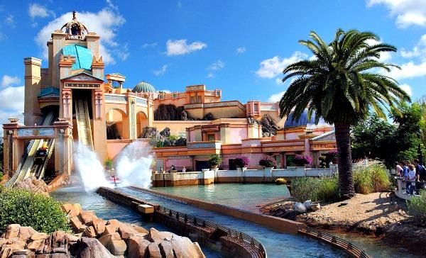 Orlando Seaworld Journey to Atlantis