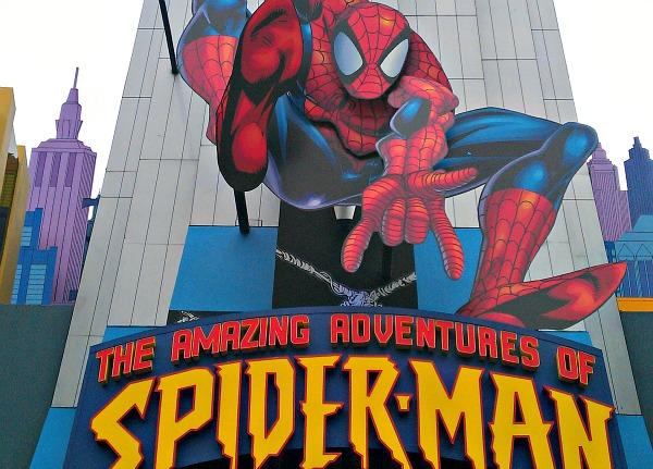 Orlando Universal Spiderman (www.free-city-guides.com)