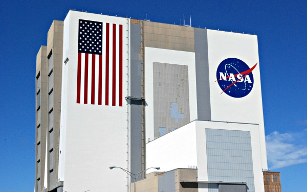 Orlando Kennedy Space Center Building