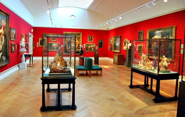 Oxford Ashmolean Art (www.free-city-guides.com)