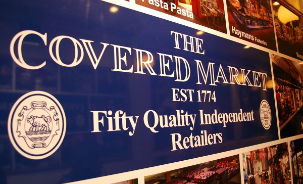 Oxford Covered Market Sign (www.free-city-guides.com)