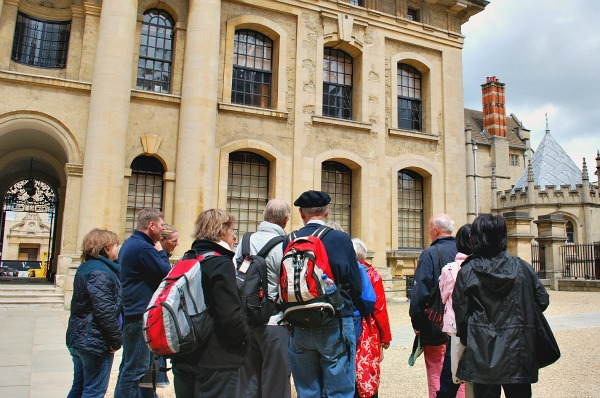 Oxford Walking Tour Bodleian (www.free-city-guides.com)