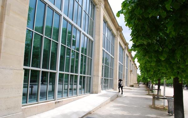 Paris Jardin du Tuileries Orangery External (www.free-city-guides.com)