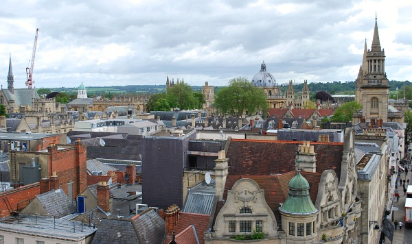 Oxford Carfax Tower view (www.free-city-guides.com)