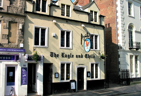 Oxford Eagle and Child