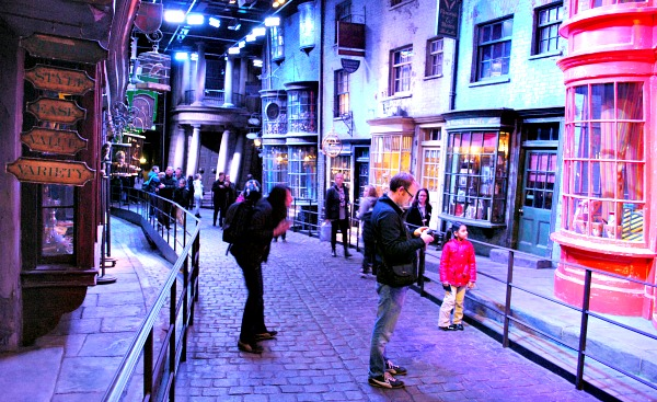 London Harry Potter Diagon Alley