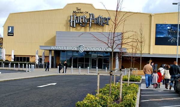 London Harry Pottter Studios exterior