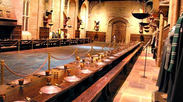 london harry potter hall