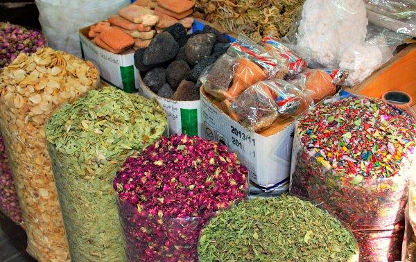 Dubai Spice Souk Herbs
