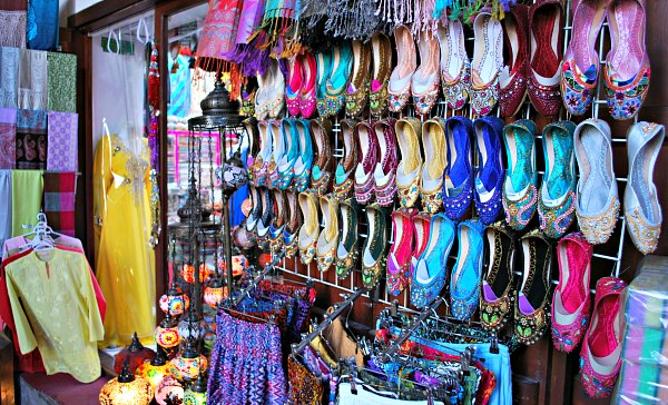 Dubai Spice Souk Shoes