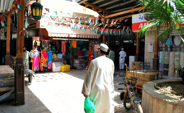 Dubai Souks - Location, What To See & Map | Free-City-Guides com
