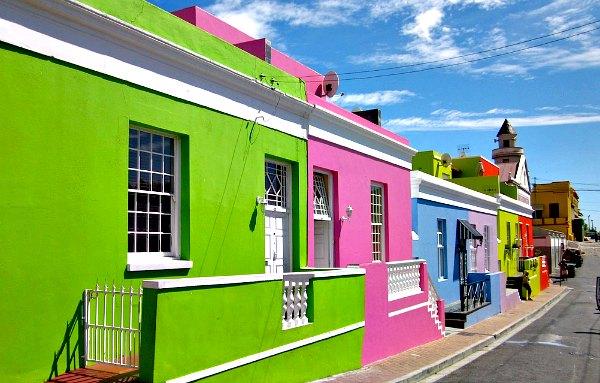 Cape Town Bo Kaap Street