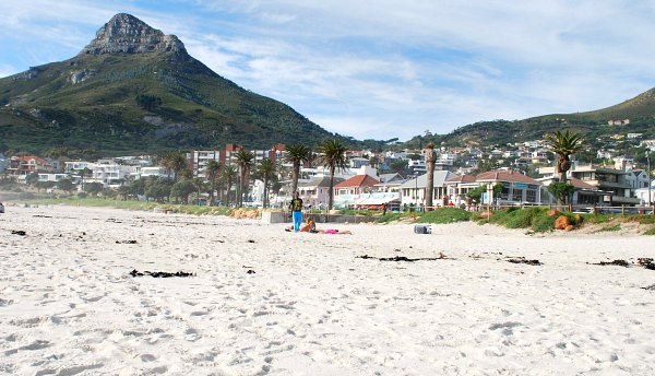 Cape Town Camps Bay Beach