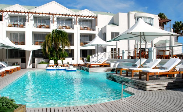 Cape Town Camps Bay Hotel Pool