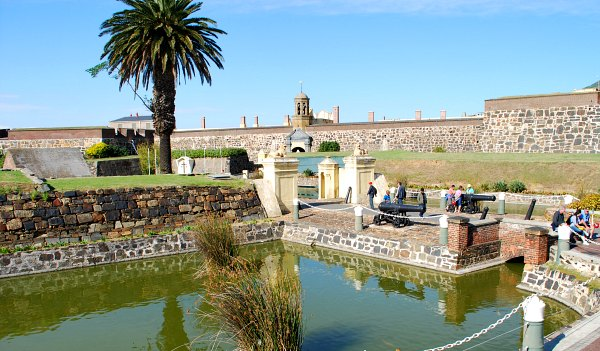 Cape Town Castle of Good Hope