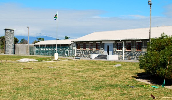 Cape Town Robben Island Prison