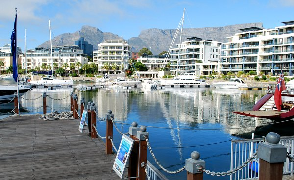 Cape Town Waterfront Marina
