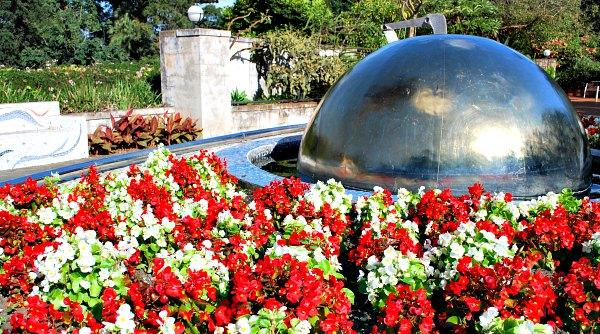 Durban Botanic Garden Water Feature