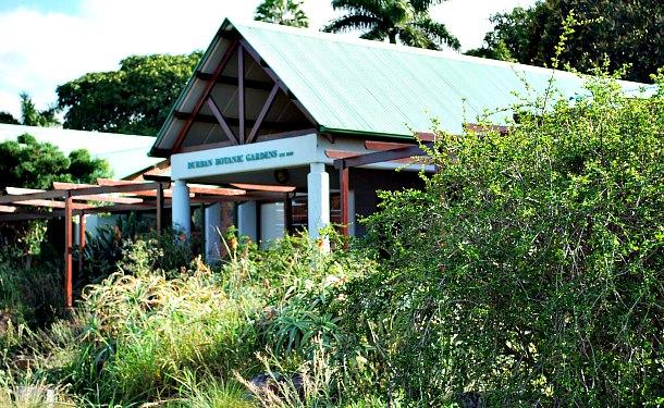 Durban Botanic Gardens Entrance