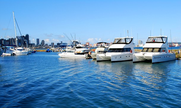 Durban Harbour Catamarans