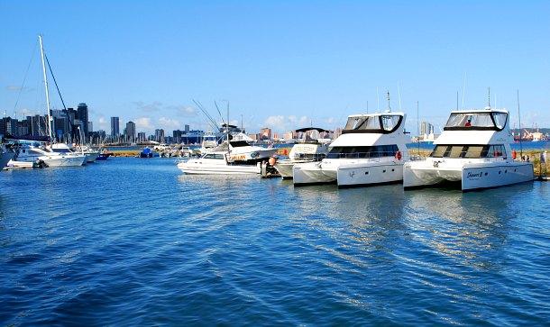 Durban Harbour Catamarans