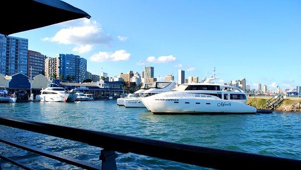 Durban Harbour Yachts