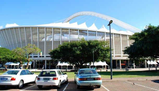 Durban Moses Mabhida stadium