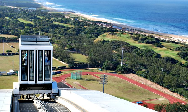 Durban SkyCar and View