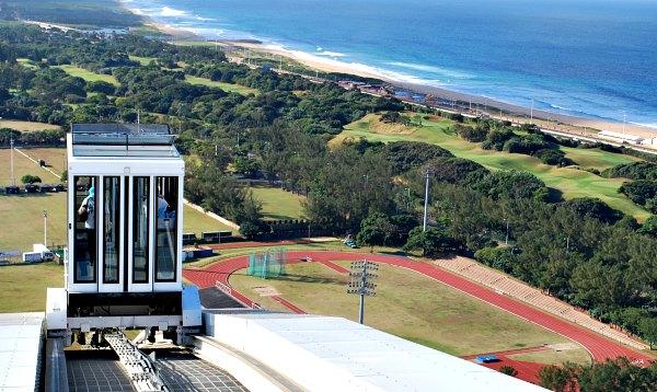 Durban SkyCar and View
