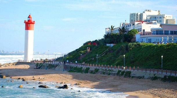 Durban Umhlanga coast