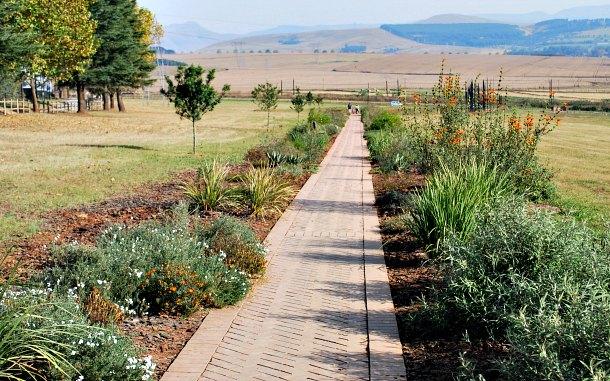 Nelson Mandela Capture site pathway