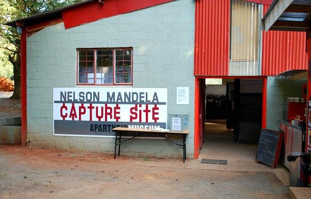 Nelson mandela Capture Site Museum