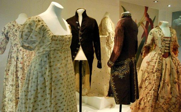 Bath Fashion Museum clothes