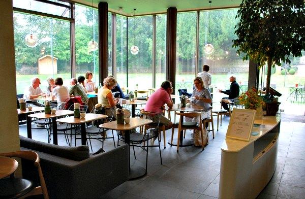 Bath Holburne Museum cafe