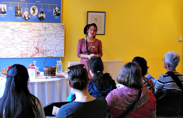 Bath Jane Austen Centre Talk